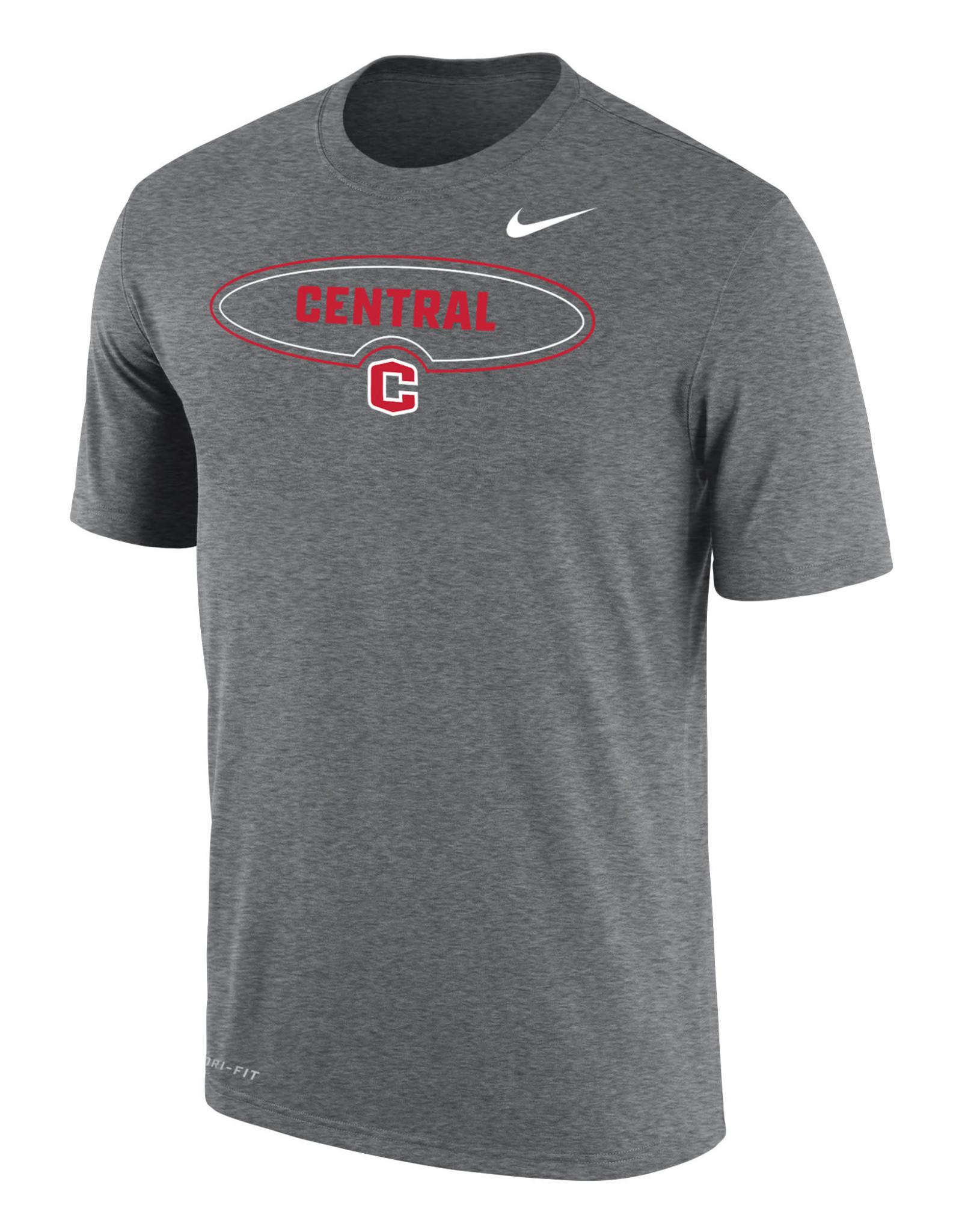 Nike Nike Dri-Fit Tee Oval C Heather