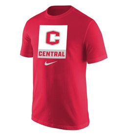 Nike Nike Square C Tee Red