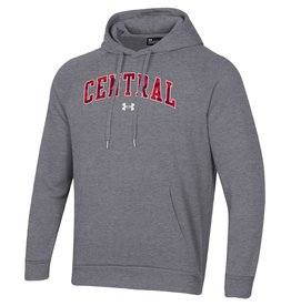 UA UA All Day Fleece Central RO Hood