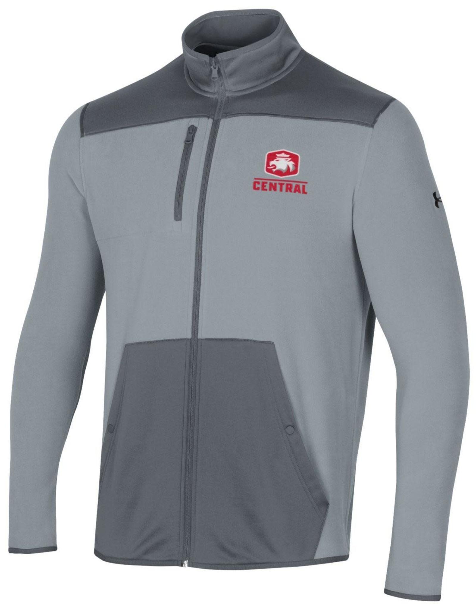 UA UA  Polartex Fleece Grey