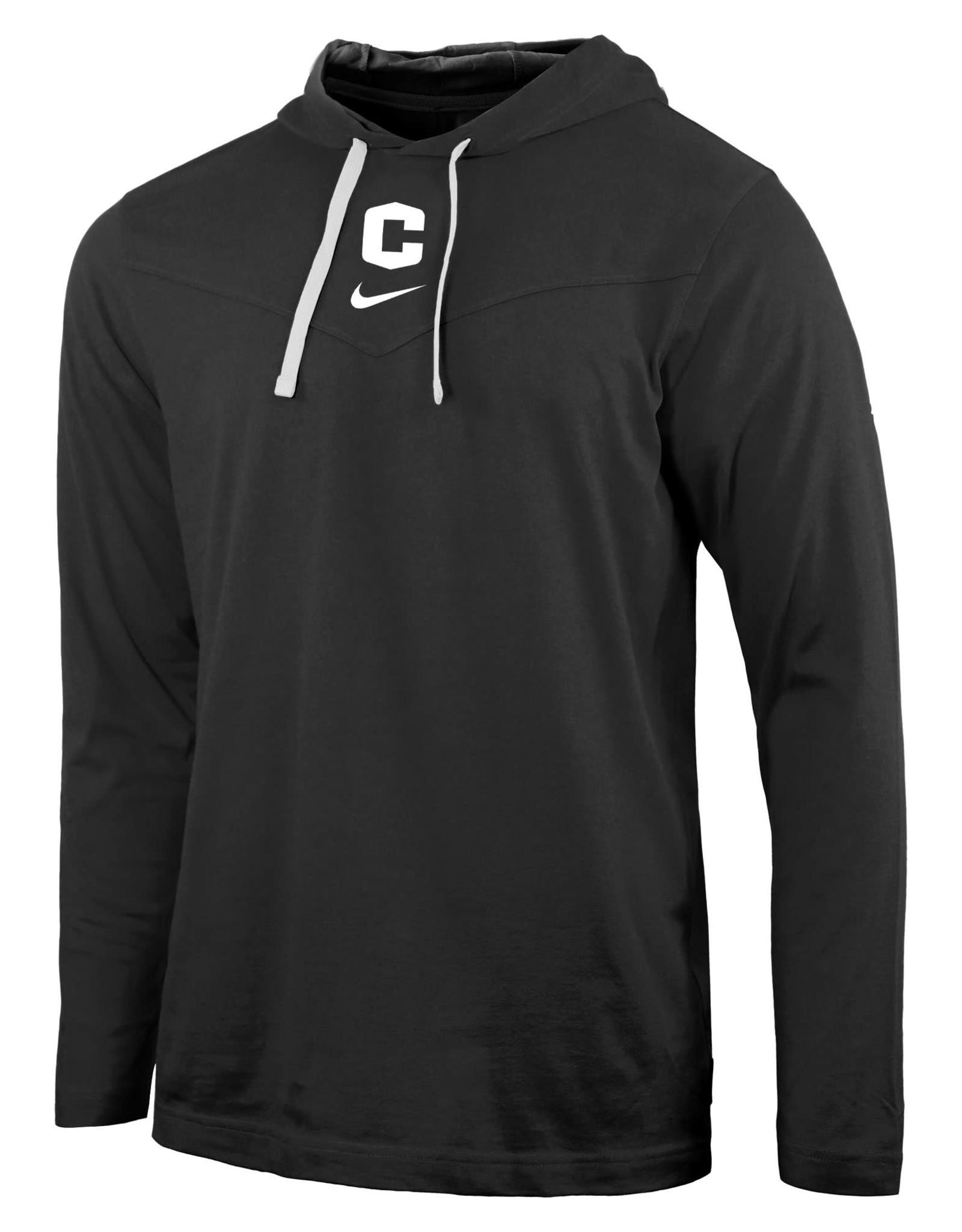 Nike Nike Hoodie Top Black