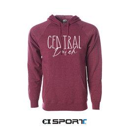 CISPO CI Sport CC Dutch Skinny Hood Crimson Hthr