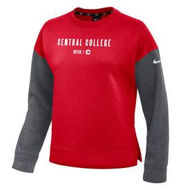 Nike Nike Dolman Crew Red
