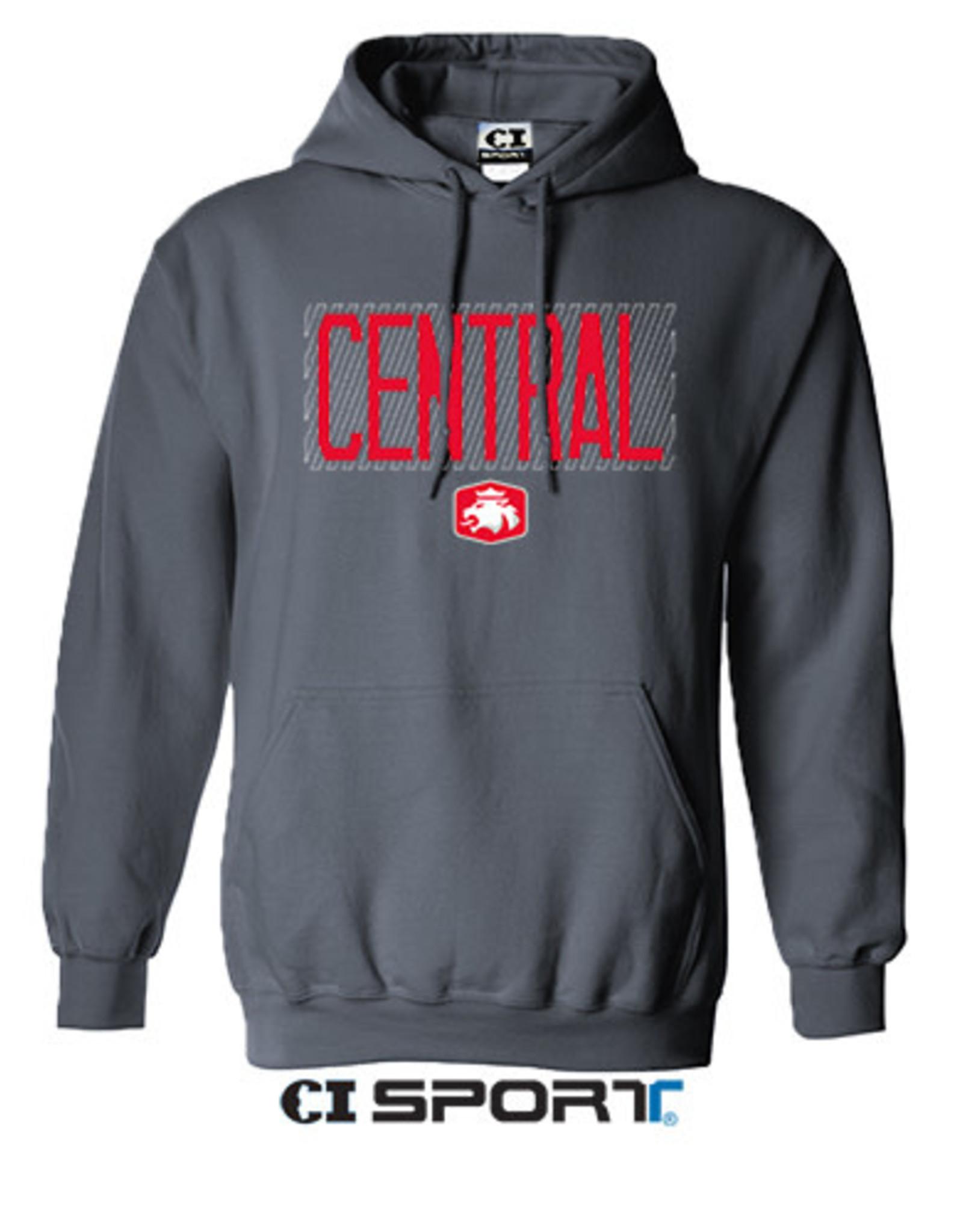 CI Sport CI Sport Sassel Stitched Hood Slate