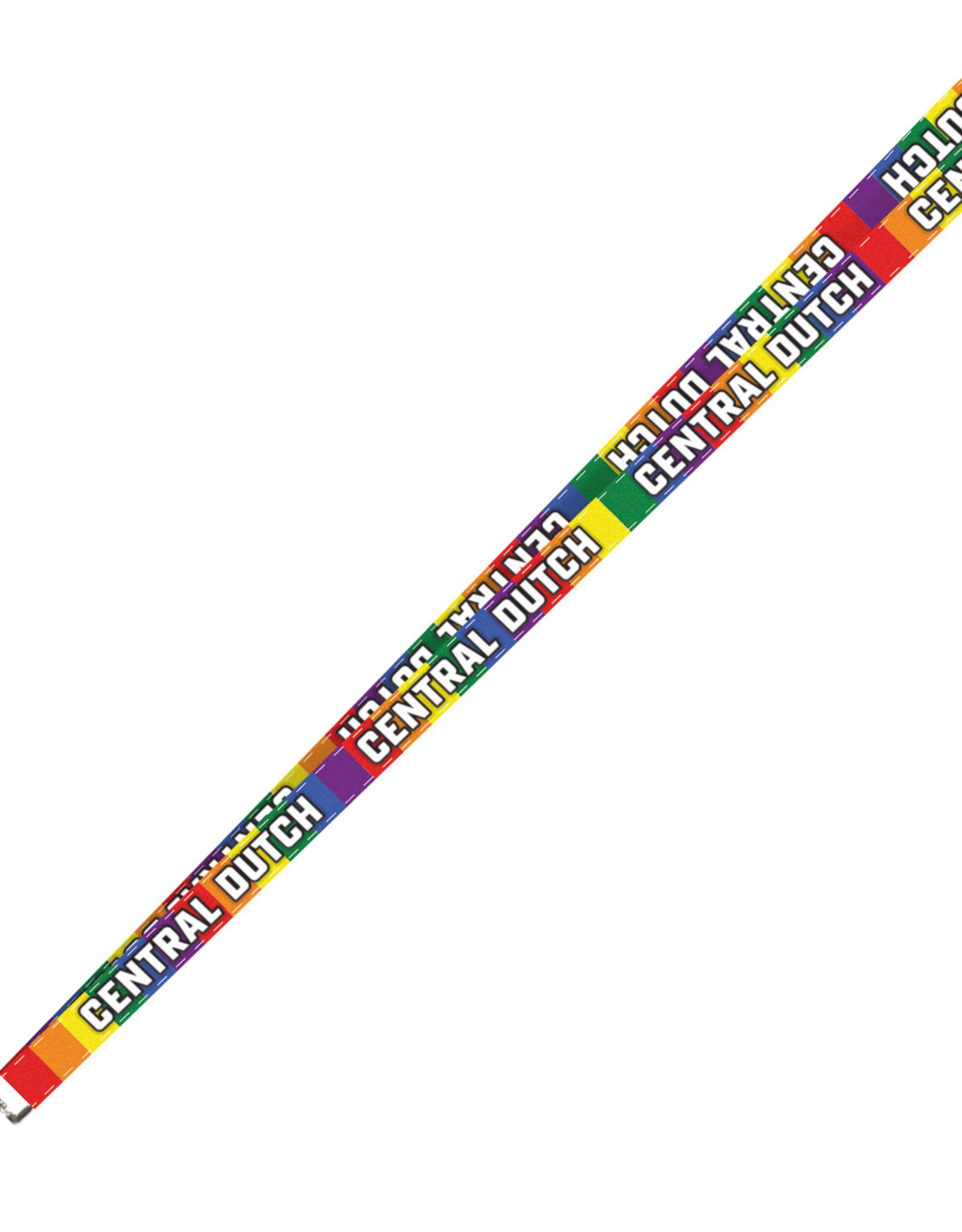 SPIRIT PRODUCTS Spirit Rainbow Lanyard