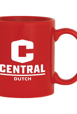 SPIRIT PRODUCTS Dorchester Mug C Logo Red