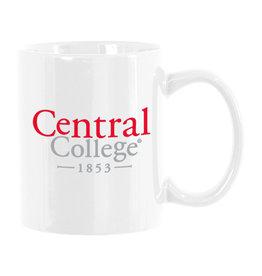 SPIRIT PRODUCTS Dorchester Mug White Academic Logo