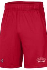 UA UA Raid Short CC Red