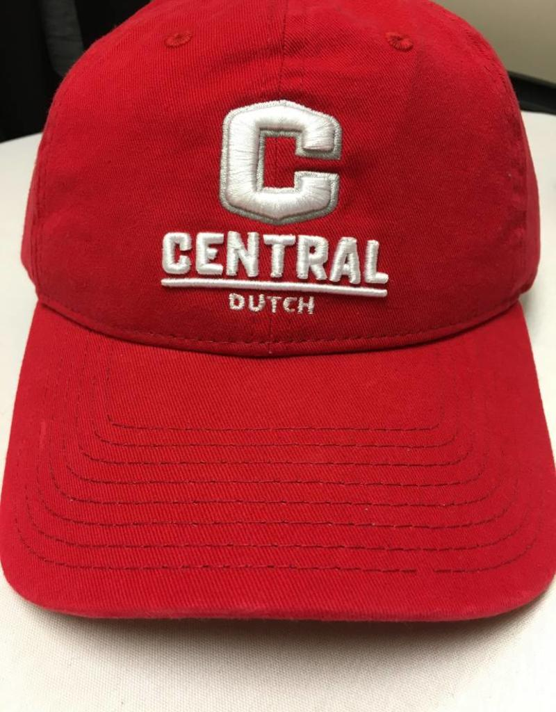 GAME Game Garment Washed Cap New C Red