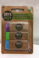 ONXG Onyx Green Eraser