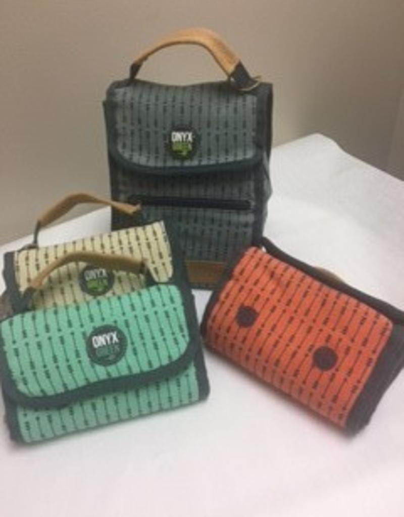 ONXG Onyx Green Lunch Bag