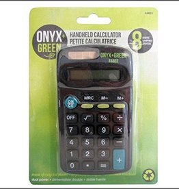 ONXG Onyx Green Calculator