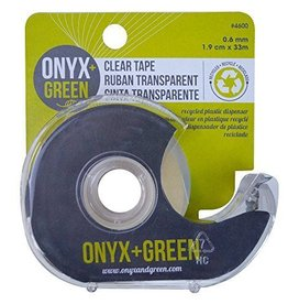 ONXG Onyx Green Scotch Tape