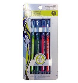ONXG Onyx Green Highlighter 4 pk