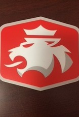 "Sticker Mule Sticker Mule Sticker 3"" Die Cut Lion Logo"