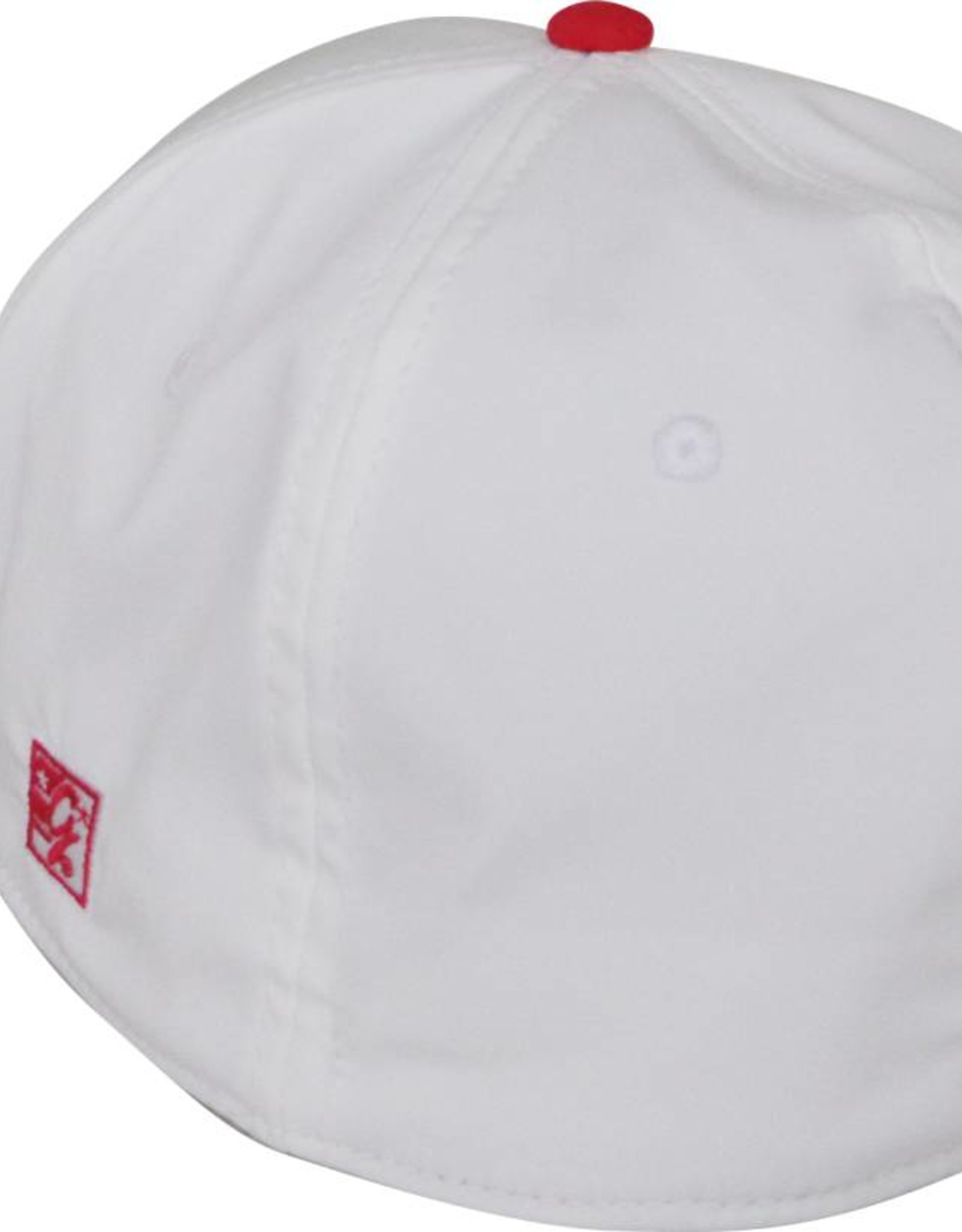 GAME Game White Stretch CC Front/Lion back