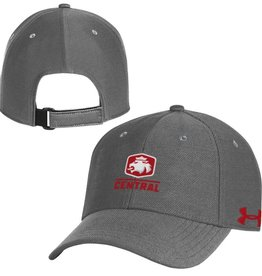 UA UA Blitzing Hat Gray Lion