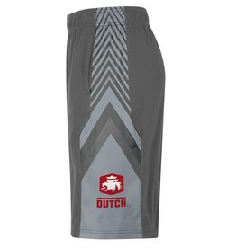 UA UA SMU Chevron Short Graphite