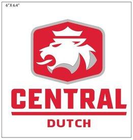 "POTTR Potter Decal 6"" Lion Logo"