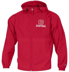 Champion Champion Full Zip Lightweight Jacket Red