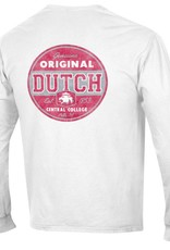 GFS Gear White Comfort LS Dutch Circle