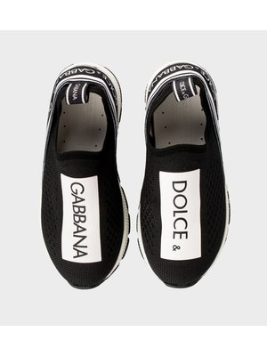 D&G DOLCE AND GABBANA Slip on Trainers