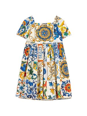 D&G D&G Girl Short Sleeves dress