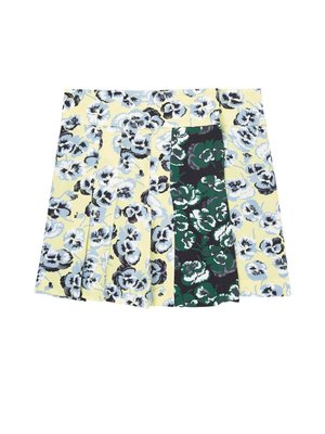 Marni Marni Girl Flower Skirt