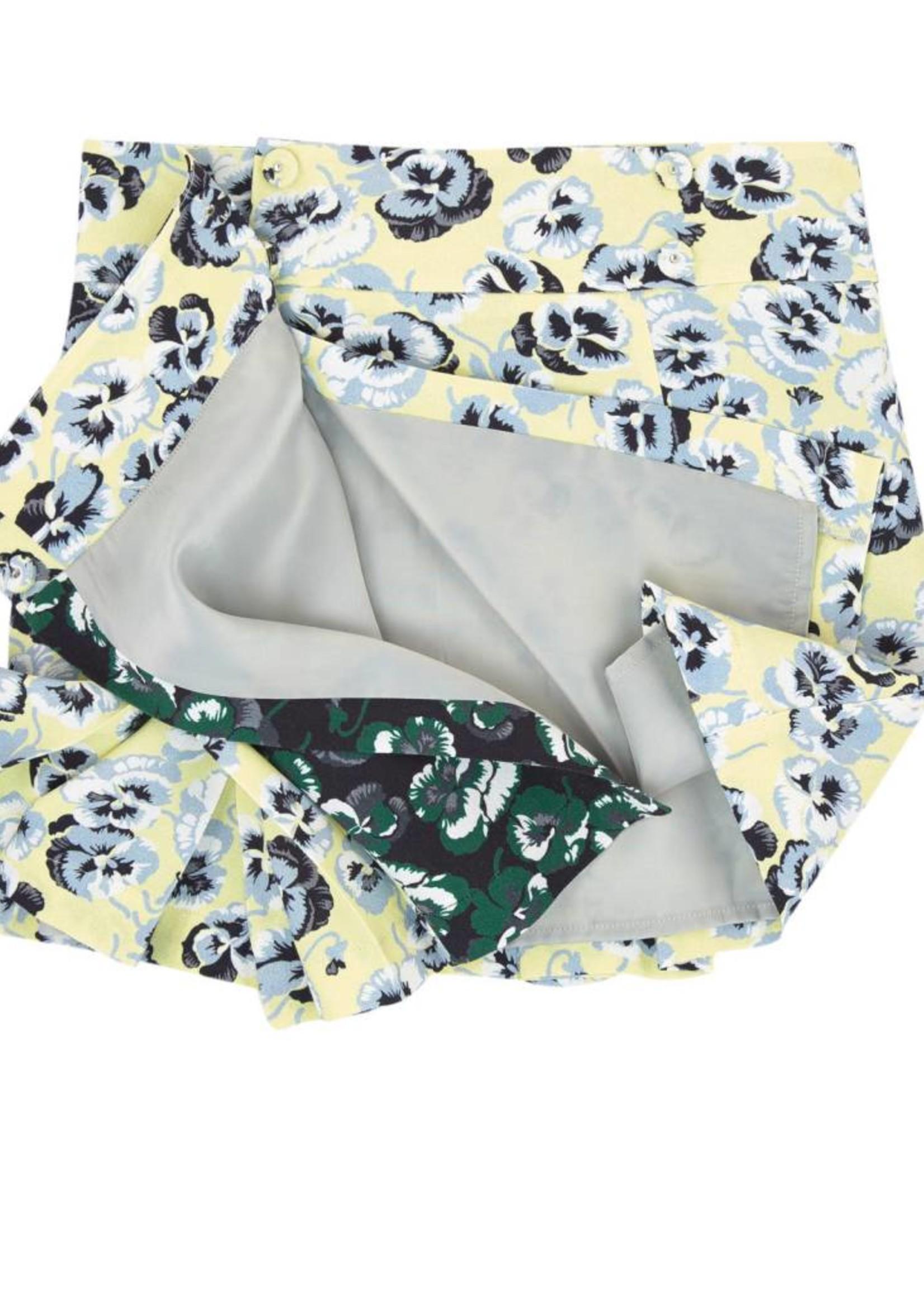 Marni Marni Girl Flower Skirt