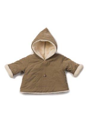 Bonton Bonton Baby Hoodie coat