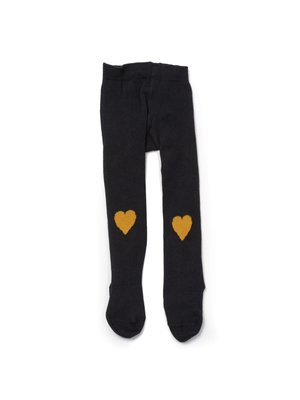 Bonton Bonton heart tights