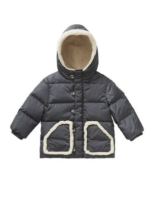 Il Gufo ilGufo Boy Long Coat