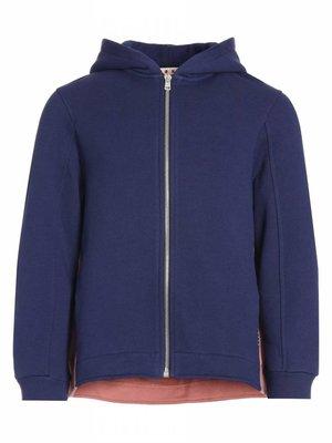 Marni Marni Girl Hooded jacket