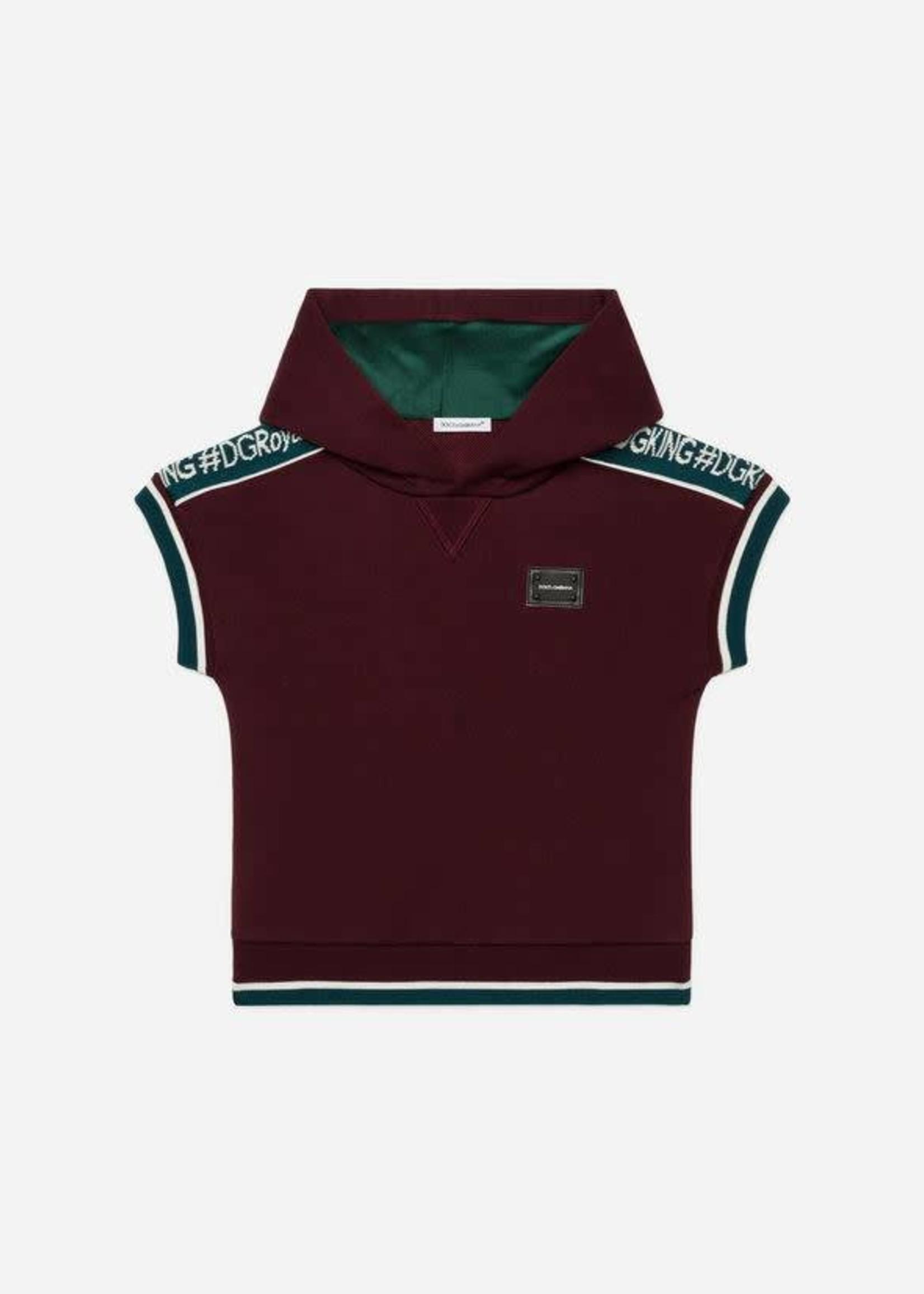D&G D&G Hoodie Sweatshirt
