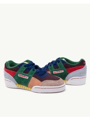 The Animals Observatory TAO x Reebok Classic x The Reebok Classic x The Animals Observatory Workout Plus Multicolor Kid