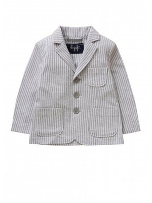 Il Gufo ilGufo Boy Stripes Blazer