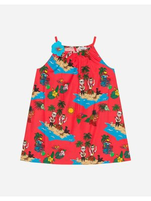 D&G D&G ABITO Girls Dress SS19-L5JD0F