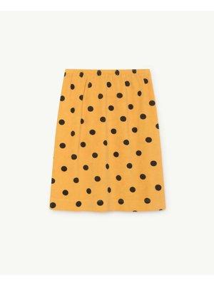 The Animals Observatory TAO kitten Yellow dots Skirt