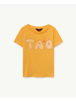 The Animals Observatory TAO Rooster Yellow TAO T-Shirt
