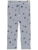 Il Gufo ilgufo Grils Stripes pant