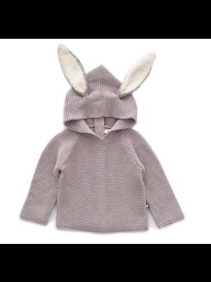 oeuf Oeuf Bunny Hoodie