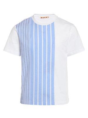 Marni Marni Boy Stripes T-Shirt