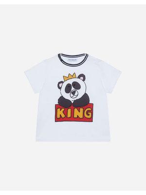 D&G D&G Baby Panda T-Shirt