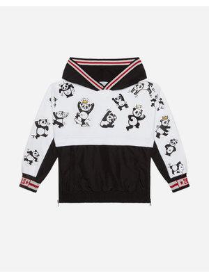 D&G D&G Panda Hoodie Sweater