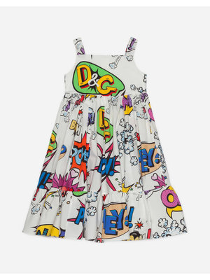 D&G D&G Girls Sleevesless Dress