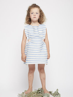 Leoca Leoca PAPILLON Stripes Dress