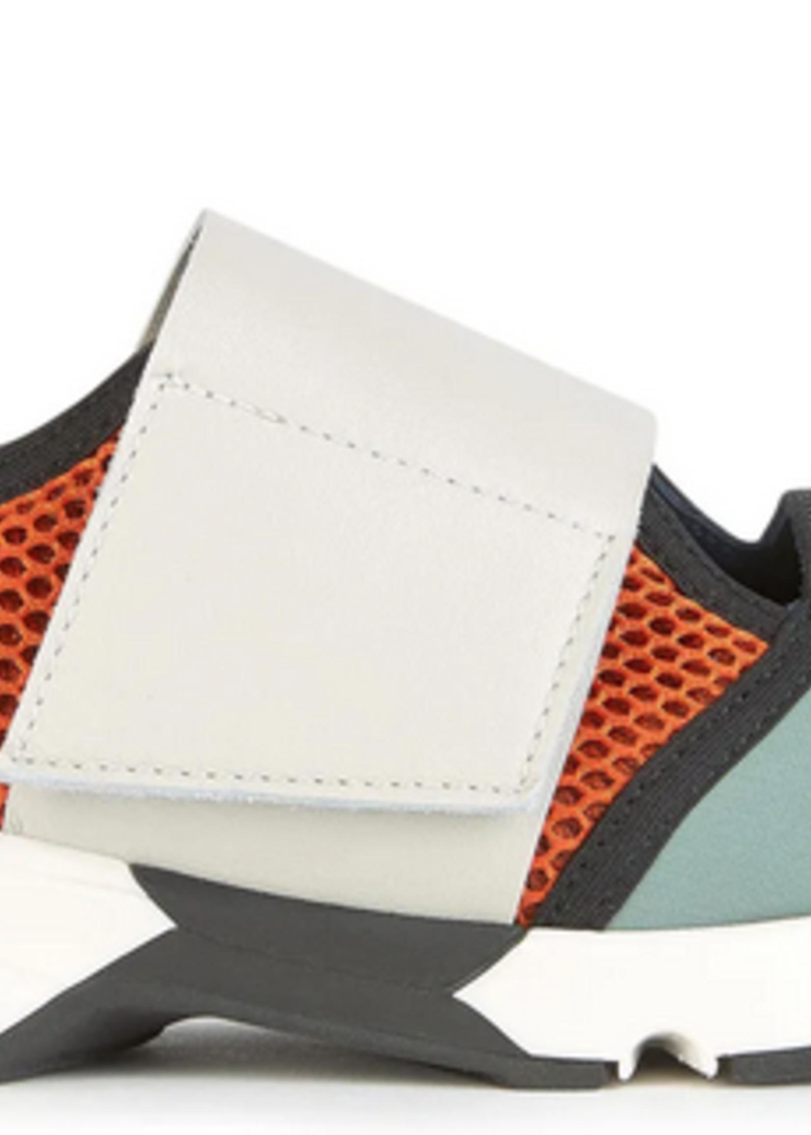 Marni Marni shoes bi-material sneakers