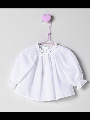 Nanos Nanso baby girl Blouse