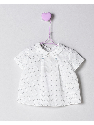 Nanos Nanos baby blouse