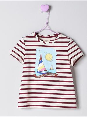 Nanos Nanos Stripes T-Shirt